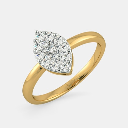 The Jazzie Composite Diamond Ring