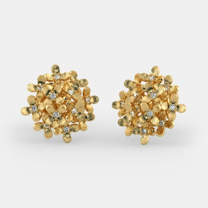 The Adrina Stud Earrings