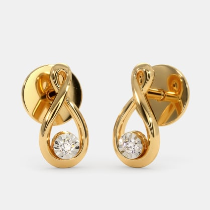 The Fayza Stud Earrings