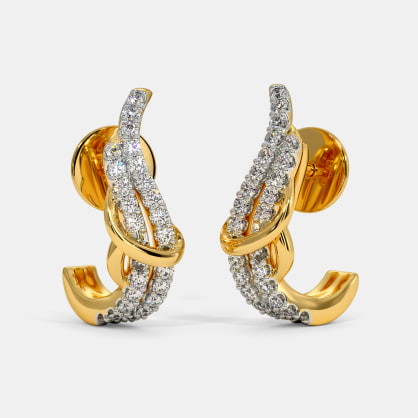 The Eila J Hoop Earrings