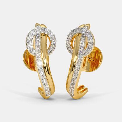 The Ira J Hoop Earrings