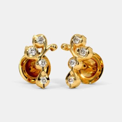 The Hemal Stud Earrings