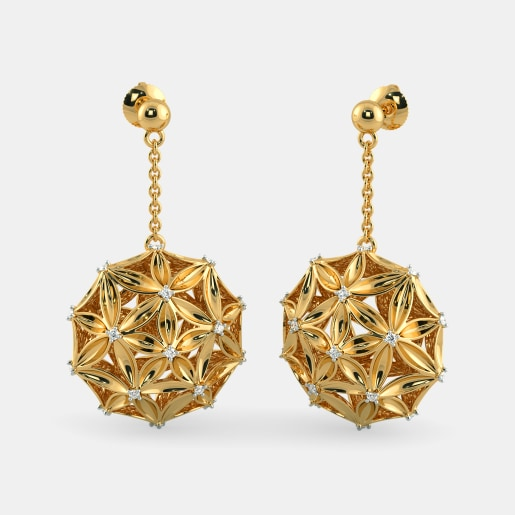 The Ritzy Glam Drop Earrings