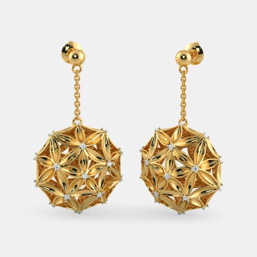 The Ritzy Glam Drop Earrings