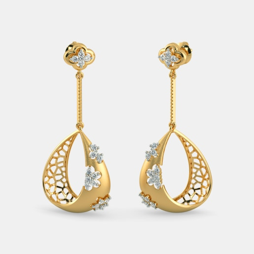 The Spellbinding Glam Drop Earrings