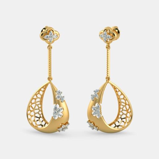 The Spellbinding Glam Drop Earrings