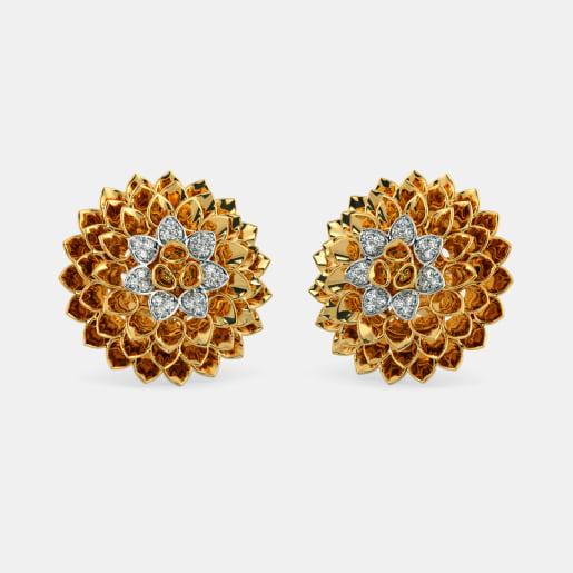 The Mesmerizing Glam Stud Earrings