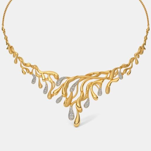 The Fluiorah Necklace