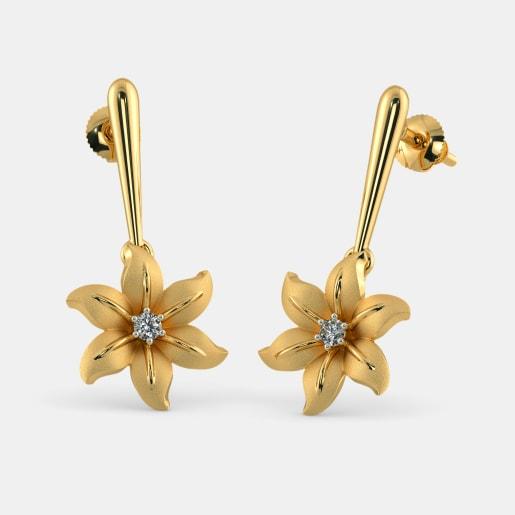 The Vasillia Drop Earrings