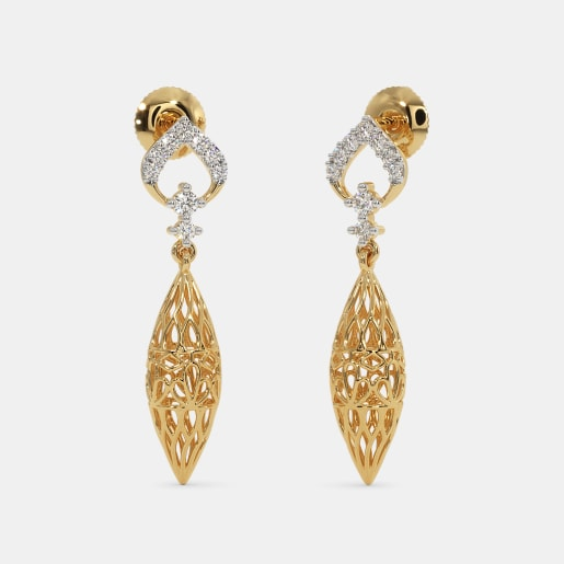 The Anagha Drop Earrings