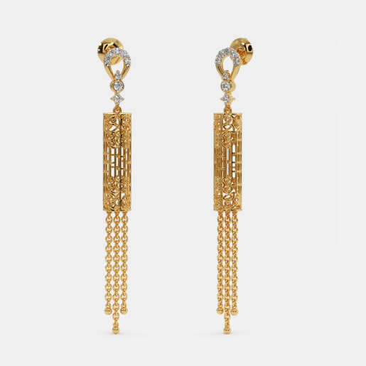 The Steffie Drop Earrings
