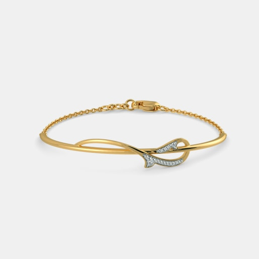 The Nurat Oval Bangle