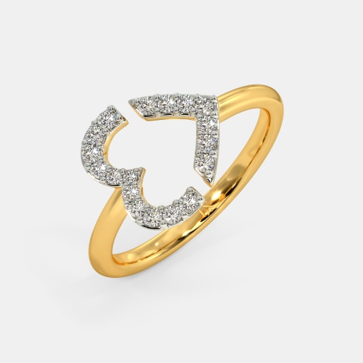 The Adair Heart Ring