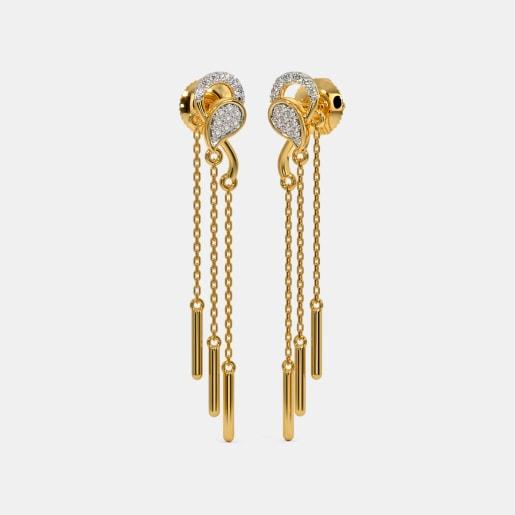 The Hatakiya Dangler Earrings