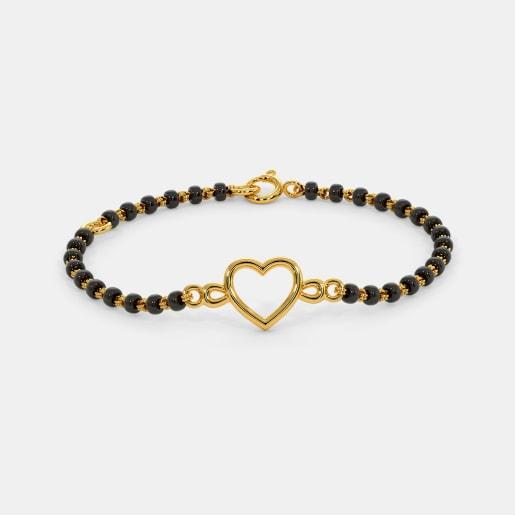 The Kind Heart Infant Bracelet