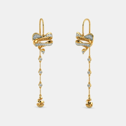 The Runa Sui Dhaga Earrings