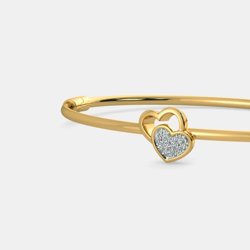 The Aaralyn Oval Bangle