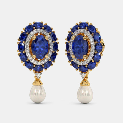 The Damara Drop Earrings