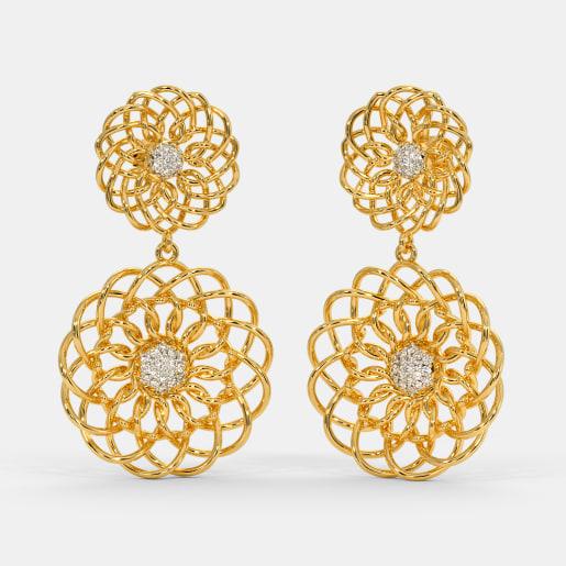 The Dhyeya Drop Earrings