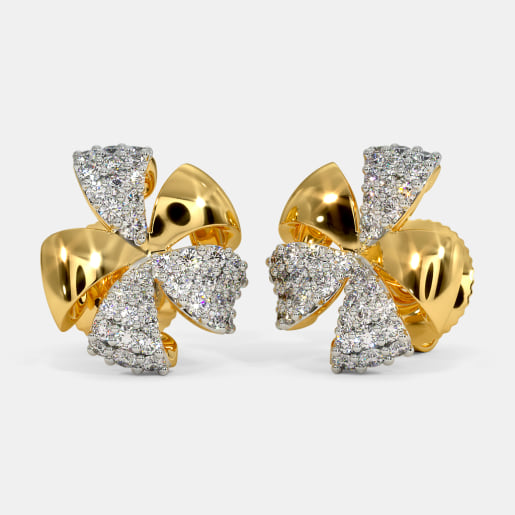 The Champa Stud Earrings