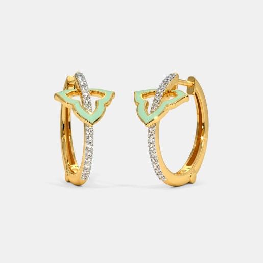 The Annabeth Hoop Earrings