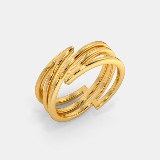 The Perene Thumb Ring