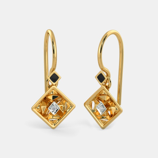 The Pinnacle Drop Earrings