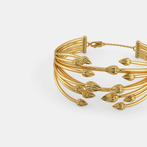 The Qoraal Cuff Bangle