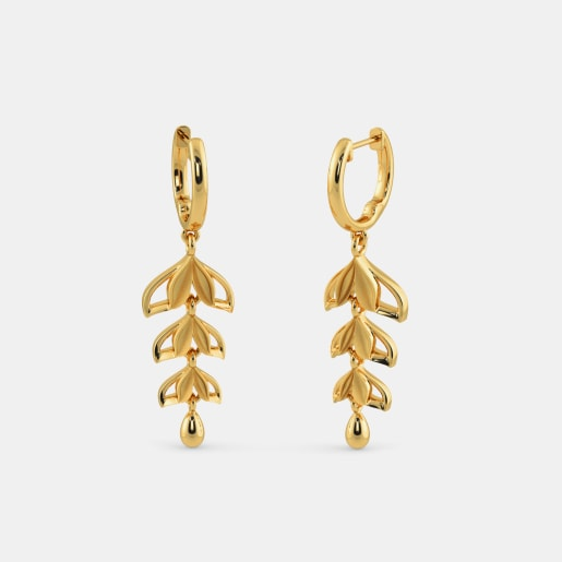 The Nava Drop Earrings