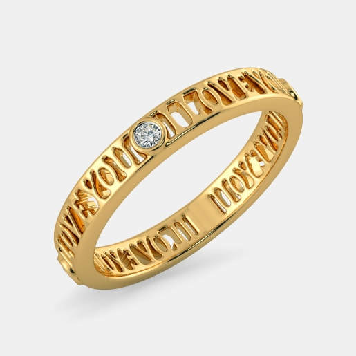 The I Love You Ring