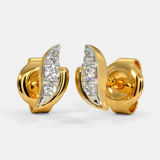 The Kaipo Multi Pierced Stud Earrings