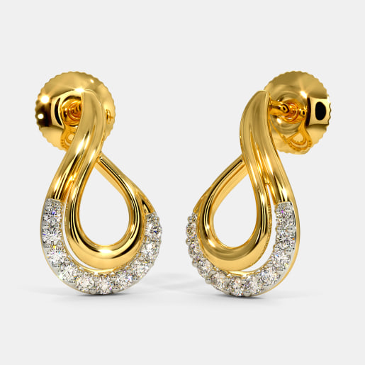 The Donoma Stud Earrings