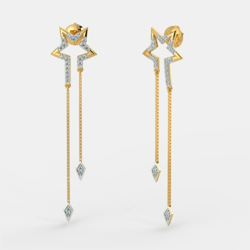 The Fantine Drop Earrings