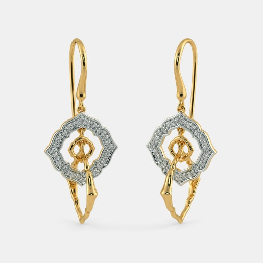 The Odila Drop Earrings