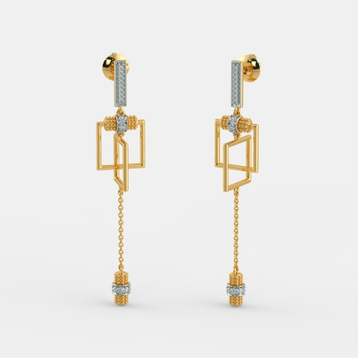 The Lucinus Drop Earrings