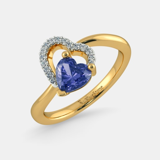 Tanzanite Buying Tanzanite: Buy Tanzanite Ring Designs Online In