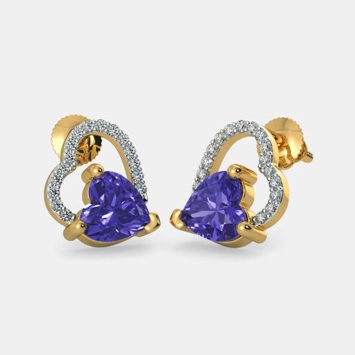 The Philasa Stud Earrings