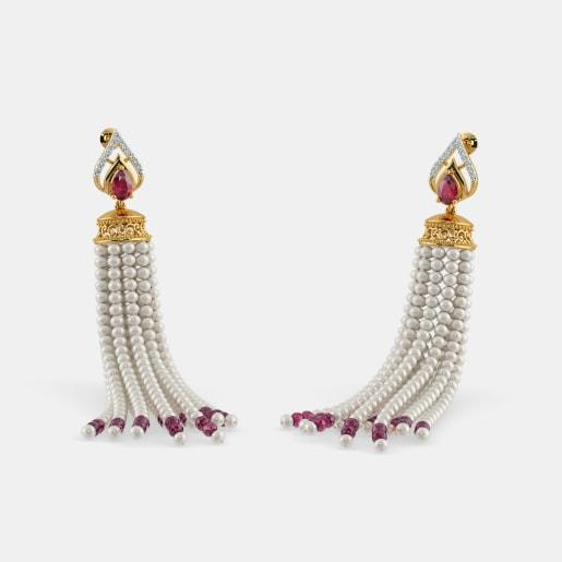 The Felicity Drop Earrings