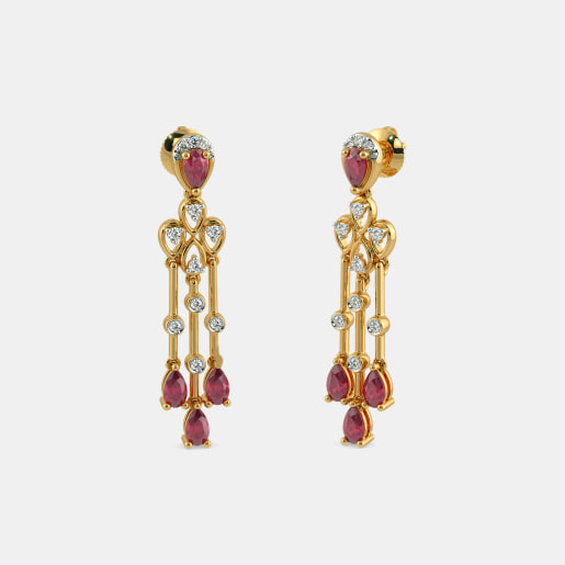 The Edana Drop Earrings