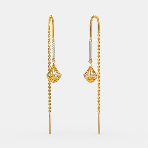 The Ismat Sui Dhaga Earrings