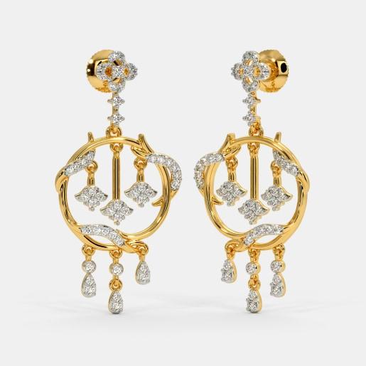 The Ecrin Drop Earrings