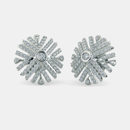 The Lady Grande Stud Earrings