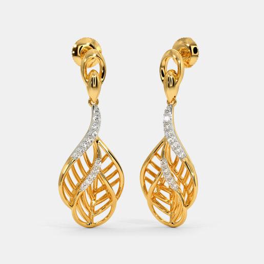 The Vincia Drop Earrings