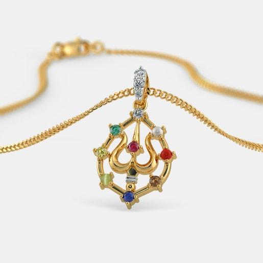 The Aishani Pendant