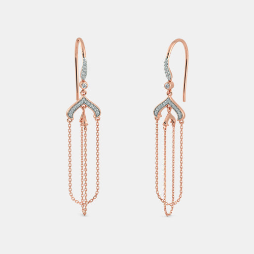 The Awrad Drop Earrings