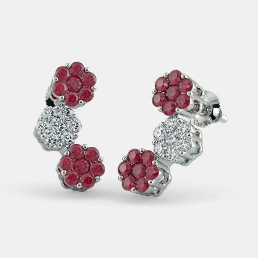 The Serelia Stud Earrings