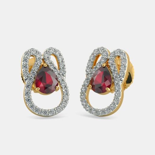 The Dhana Stud Earrings