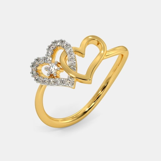 The Duology Heart Ring