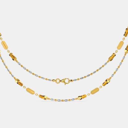 The Tiraya Gold Chain