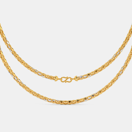 The Elijah Gold Chain